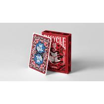Edo Karuta (Red) Playing Cards
