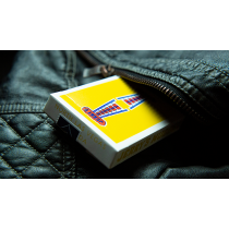 Vintage Feel Jerry's Nuggets (Yellow) Playing Cards