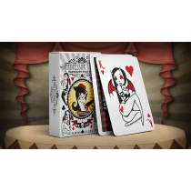 Professor Tate's Travelling Road Show Classic Edition Playing Cards
