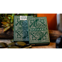 Succulents Playing Cards