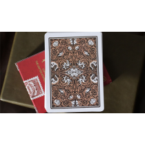 Limited Gilded Edition Late 19th Century Vanity (Creature) Playing Cards