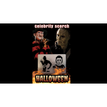 Celebrity Scorch (Halloween and Horror) by Mathew Knight and Stephen Macrow