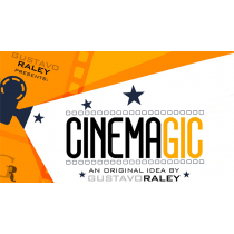 CINEMAGIC STAR WARS (Gimmicks and Online Instructions) by Gustavo Raley