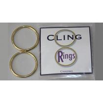CLING RINGS by Chazpro Magic
