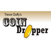 Trevor Duffy's Coin Dropper LEFT HANDED (Half Dollar) by Trevor Duffy