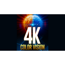 4K Color Vision Box (Gimmicks and Online Instructions) by Magic Firm