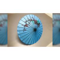 Dragon Parasol BLUE by LY & MS Magic
