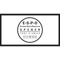 E.S.P.O. (Gimmicks and Online Instructions) by Tony D'Maico and Luca Volpe