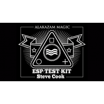 ESP Test Kit (Gimmicks and Online Instructions) by Steve Cook