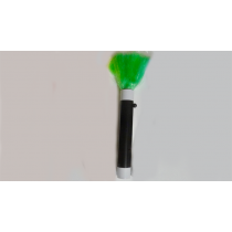 Feather Duster Wand (GREEN)- Silly Billy