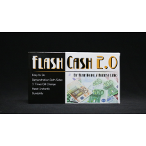Flash Cash 2.0 (Euro) by Alan Wong & Albert Liao