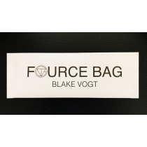 Fource Bag (Gimmicks and Online Instructions) by Blake Vogt