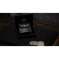 FPS Coin Wallet Black (Gimmicks and Online Instructions) by Magic Firm