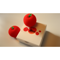 Fruit Sponge Ball (Apple) by Hugo Choi
