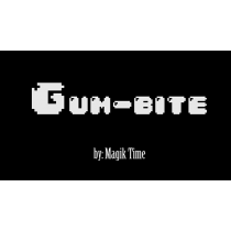 GUMBITE (Gimmick and Online Instructions) by Magik Time and Alex Aparicio