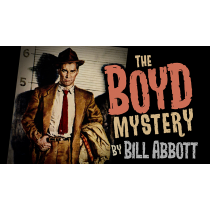 The Boyd Mystery (Gimmicks and Online Instructions) by Bill Abbott