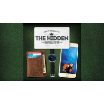 Hidden Universal (Gimmicks and Online Instructions) by Andy Nyman