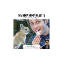 HIPP HOPP RABBIT (2pk) by Rocco & Shaun Jay