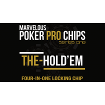 The Hold'Em Chip (Gimmicks and Online Instructions) by Matthew Wright