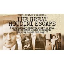 HOUDINI ESCAPE by Paul Gordon