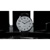 Infinity Watch V3 - Silver Case White Dial / PEN Version (Gimmick and Online Instructions) by Bluether Magic