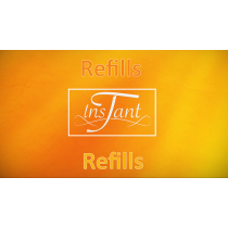 Instant T REFILL / 2019 (Gimmicks and Online Instructions) by The French Twins - Trick