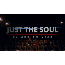 Just the Soul BLUE by Adrian Vega