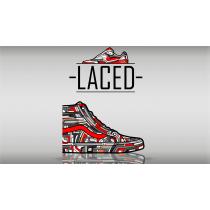 Antonio Satiru presents LACED (Gimmicks and Online Instructions)