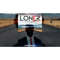 Loner Blue (Gimmicks and Online Instructions) by Cameron Francis