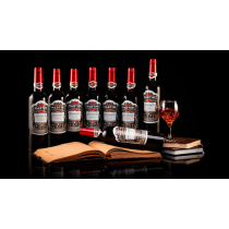 Martini Multiplying Wine Bottles by Tora Magic