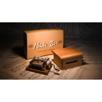 MUSIC BOX Premium (Gimmicks and Online Instruction) by Gee Magic