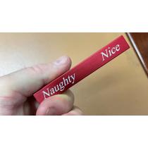 Naughty or Nice Divining Rod - by Santa Magic