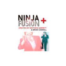 Ninja+ Fusion in Black Chrome (With Online Instructions) by Matthew Garrett & Brian Caswell