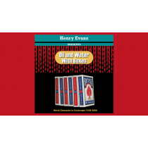 Oil and Water Boxes (Gimmicks and Online Instructions) by Henry Evans