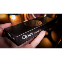 Opus (20 mm Gimmick and Online Instructions) by Garrett Thomas