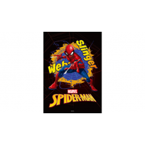 Paper Restore (Spider Man) by JL Magic
