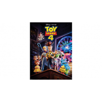 Paper Restore (Toy Story 4) by JL Magic