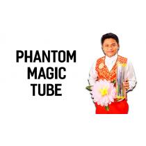 Phantom Tube (Hinged) by 7 MAGIC