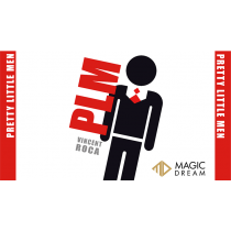 PLM (Pretty Little Men) (Gimmicks and Online Instructions) by Vincent Roca and Magic Dream