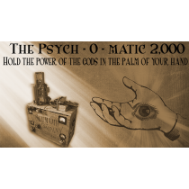 Psych-O-Matic by Steve Wilbury - Book