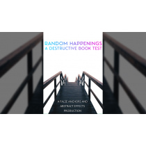 Random Happenings (Gimmicks and Online Instructions) by Ryan Schlutz / Buchtest