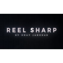 REEL SHARP (Gimmicks and Online Instructions) by UDAY