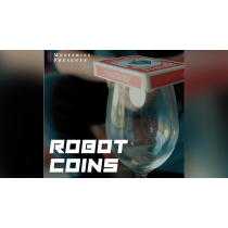 Robot Coins by Mysteries Magic