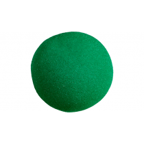 "4"" Super Soft Sponge Ball (Green) from Magic by Gosh (1 each)"