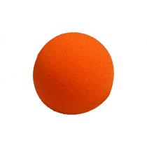 4 inch Super Soft Sponge Ball (Orange) from Magic by Gosh (1 each)