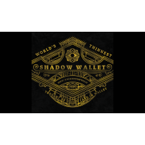 Shadow Wallet Leather (Gimmick and Online Instructions) by Dee Christopher and 1914