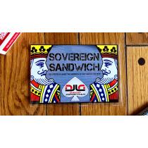 Sovereign Sandwich BLUE by David Jonathan