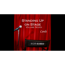 Standing Up On Stage Volume 7 CARDS  by Scott Alexander - DVD