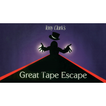 The Great Tape Escape by Tony Clark