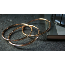 """4"""" Linking Rings (Gold) by TCC"""